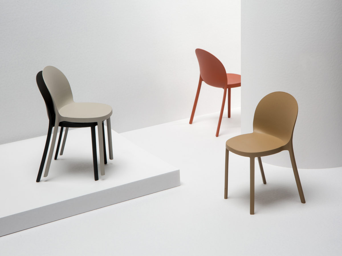 Micael Filipe und Romain Viricel  - Midi Chair