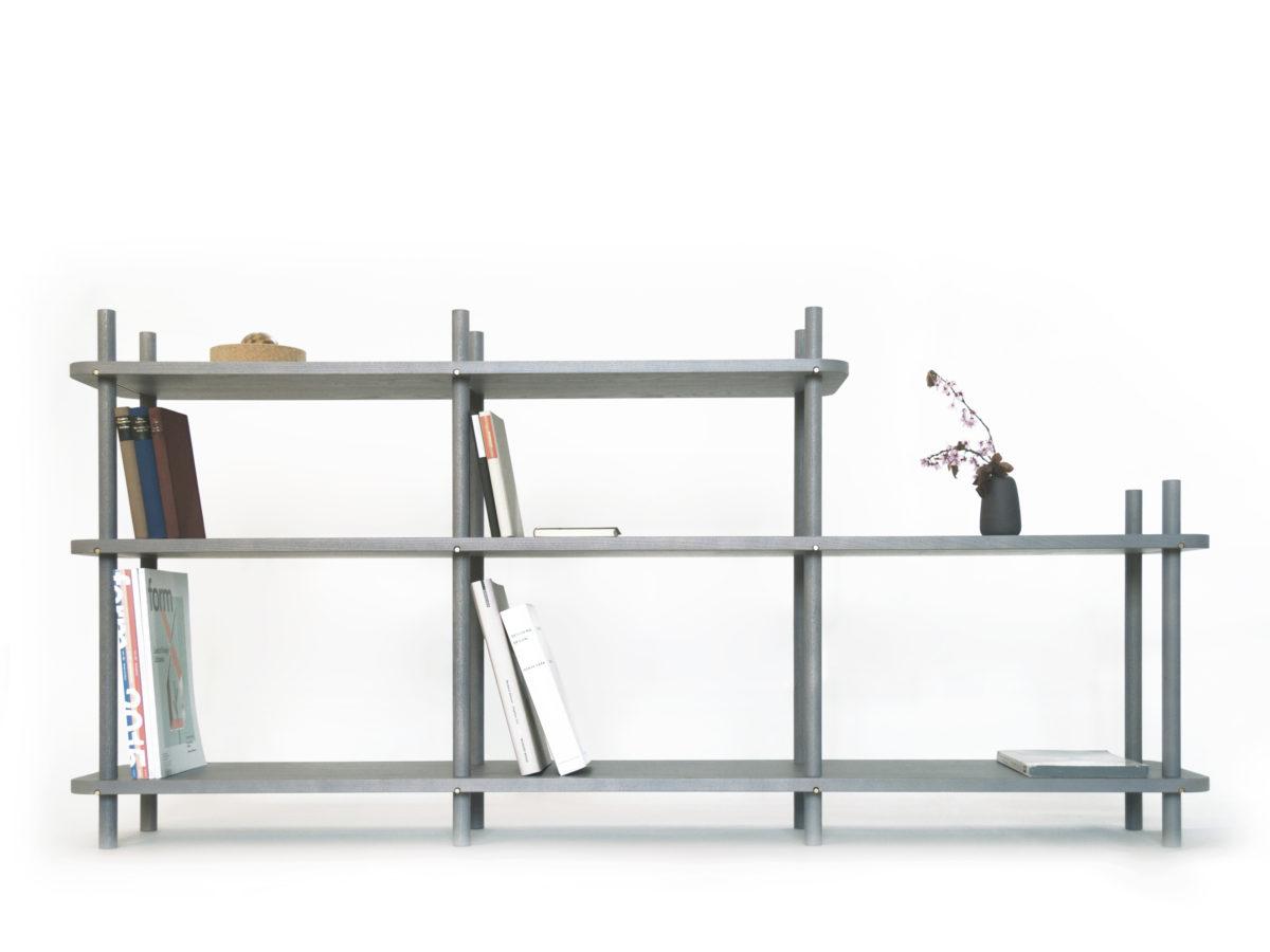 Marc Haldemann - Wooden Shelf