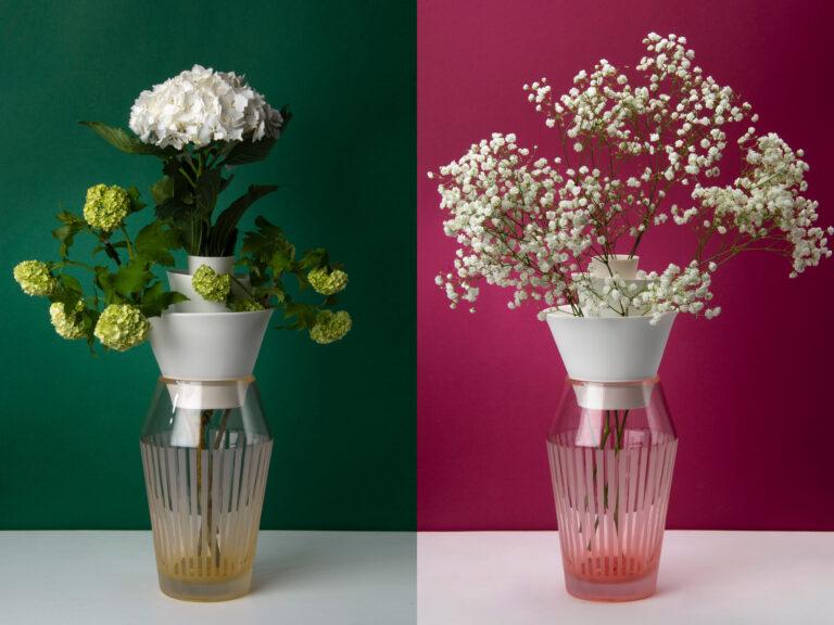 Les Vases Flottants — Renaud Defrancesco